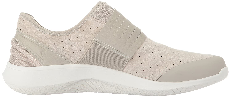 Dr. Scholl's Shoes Women's US|Greige Foxy Sneaker B074N877DQ 6.5 B(M) US|Greige Women's Microfiber 89abd0