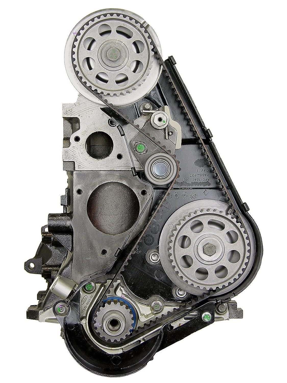 amazon com: professional powertrain dfm1 ford 2 3l complete engine,  remanufactured: automotive