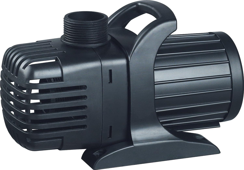 Jebao SME 3500 Bomba de Anfibios para Estanques y Fuentes, se puede instalar bajo el agua o fuera del estanque - 3500L / H