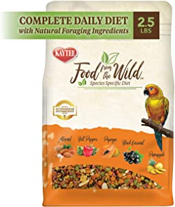 Kaytee Food from The Wild Conure