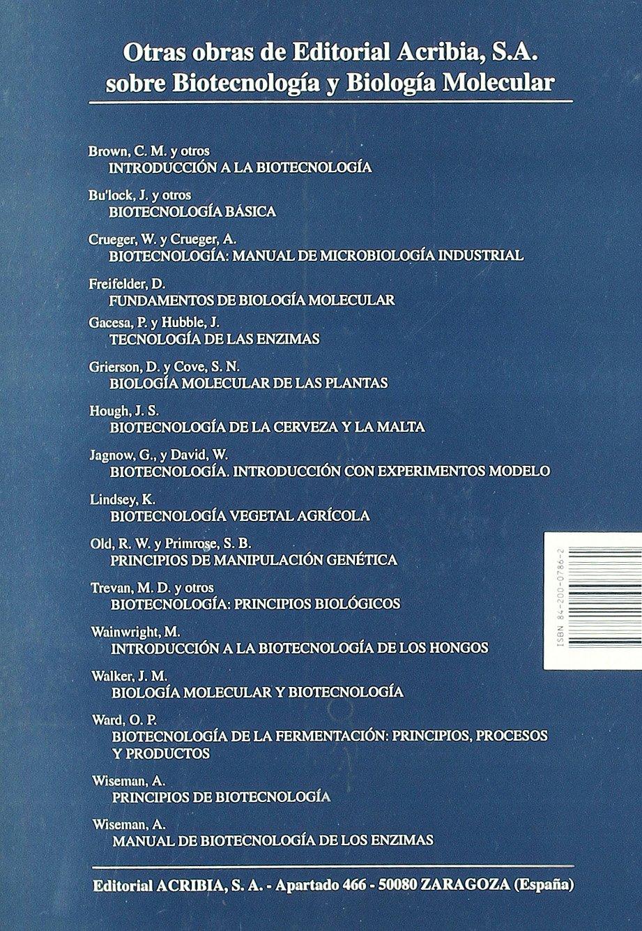 Ingenieria Genetica de Animales (Spanish Edition): Alfred ...