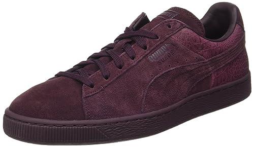 af3da3b5785 Puma Suede Classic Casual Emboss, Zapatillas Unisex Adulto: Amazon.es:  Zapatos y complementos