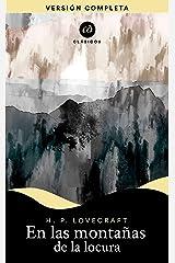 En las montañas de la locura (Clásicõs) Edición Kindle