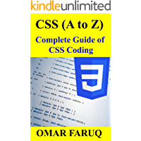 CSS (A to Z): Complete Guide of CSS Coding