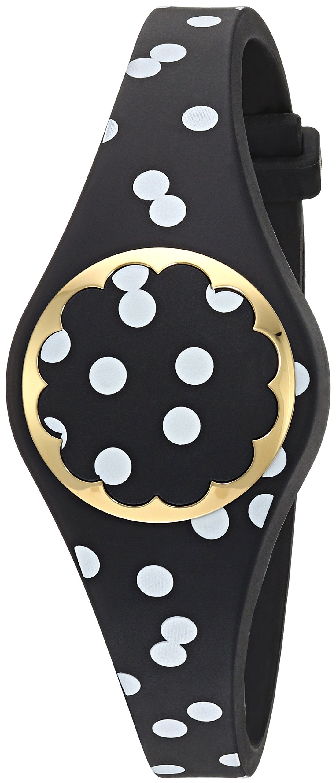 Kate Spade New York black and white dot scallop activity tracker by Kate Spade New York (Image #2)
