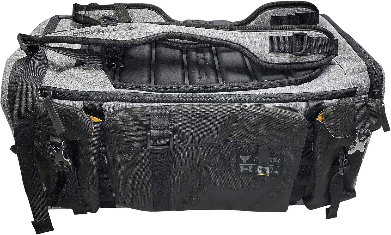 Under Armour Project Rock Range Duffle Bag