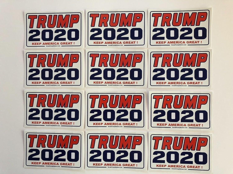 Amazon com trump 2020 keep america great vinyl stickers decals