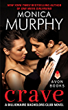 Crave: A Billionaire Bachelors Club Novel (Billionaire Bachelors Club series)