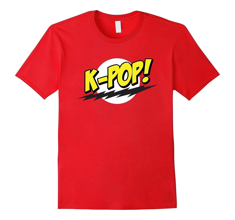 K-POP Clothing Awesome South Korean Hangul Fashion T-Shirt-TD