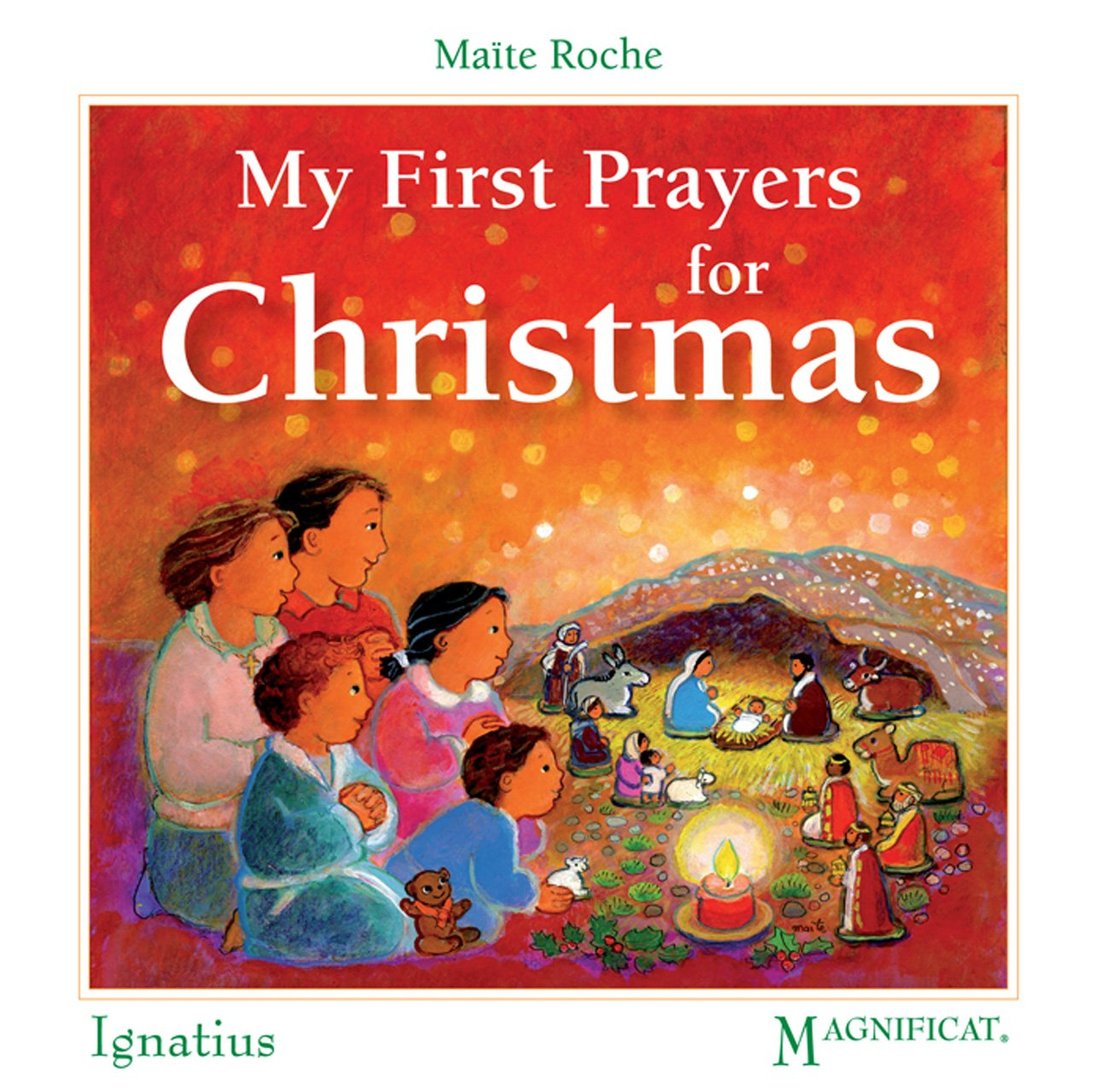 My First Prayers for Christmas Board book – November 1, 2010