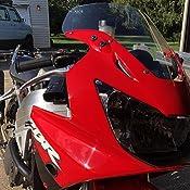 Yana Shiki TXHW-108DS Dark Smoke OEM Style Replacement Windscreen for Honda CBR 600RR