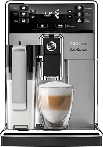 Saeco PicoBaristo Super Automatic Espresso Machine