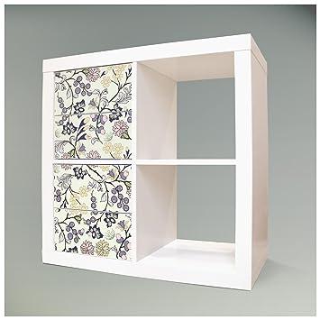 Estanterias ikea para tienda top estanteras de metal y vidrio with estanterias ikea para tienda - Papel decorativo ikea ...