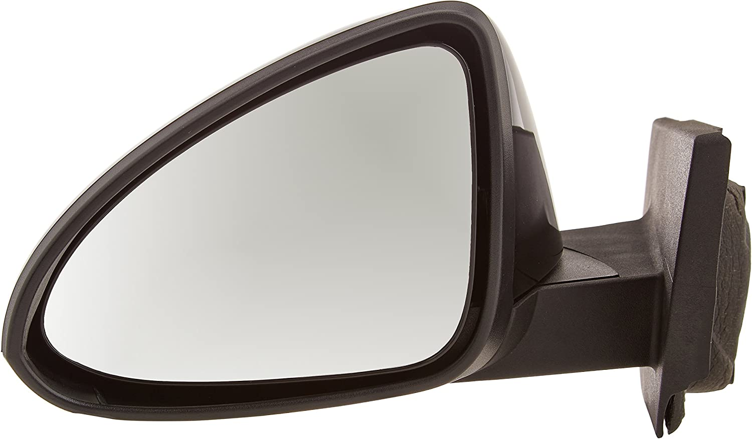 TYC 1600031 Chevrolet Spark Right Non-Heated Replacement Mirror