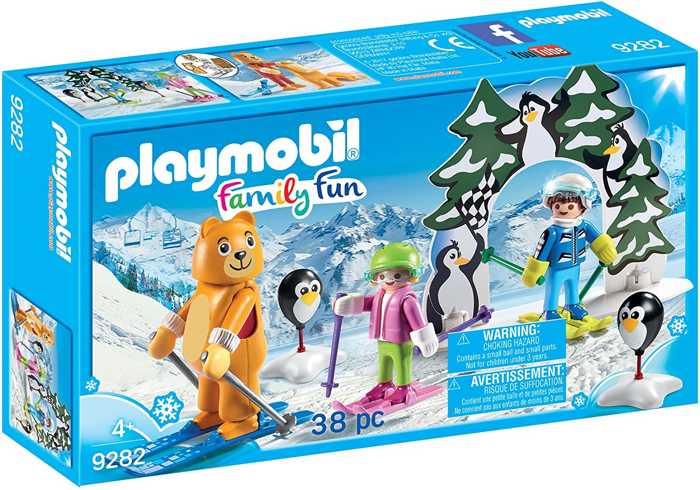 Cranbury 9282 PLAYMOBIL/® Ski Lesson Building Set Playmobil