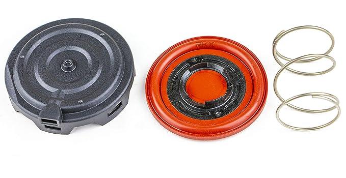 Amazon.com: RKX 3.0T PCV valve Oil Separator rebuild kit for AUDI 3.0 B8 B8.5 S4 A6 Q5 06E103547: Automotive