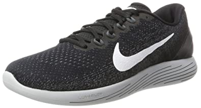 finest selection f0e12 f2298 Nike Lunarglide 9, Chaussures de Running Homme, Noir (Blackwhite-dark