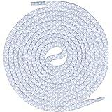Mount Swiss© Qualité-Lacets, ronds, Lacets pour chaussures de randonnée, extrêmement durable, ø 5 mm, longueurs 60 - 200 cm