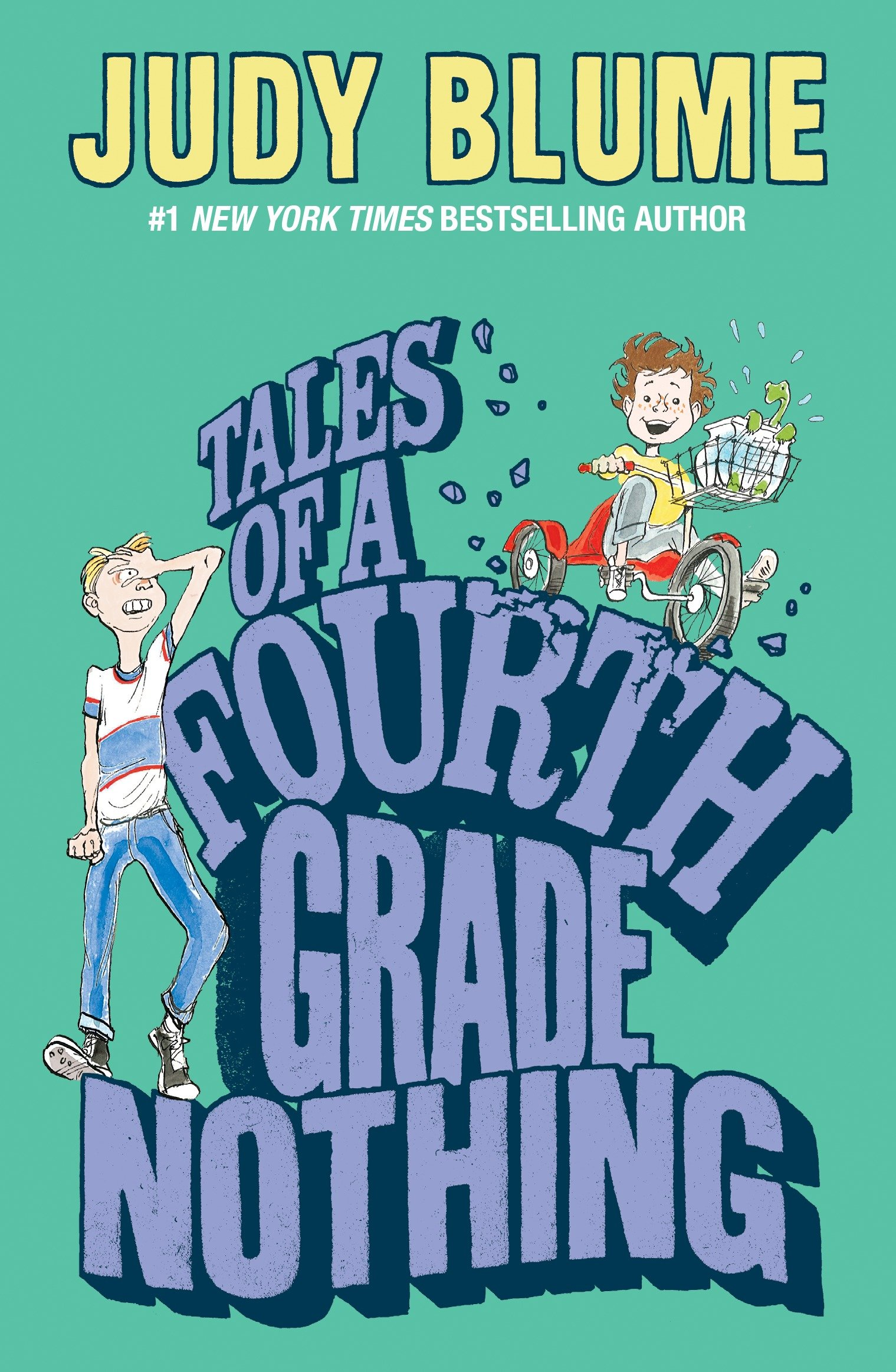 Tales of a Fourth Grade Nothing (Fudge Series Book 1)