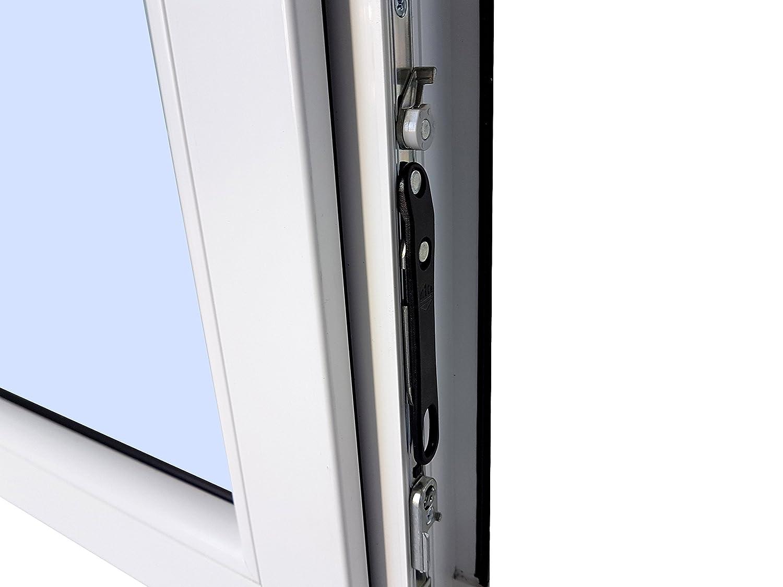 Ventana PVC Practicable Oscilobatiente Derecha 800 ancho x 1000 alto 1 hoja