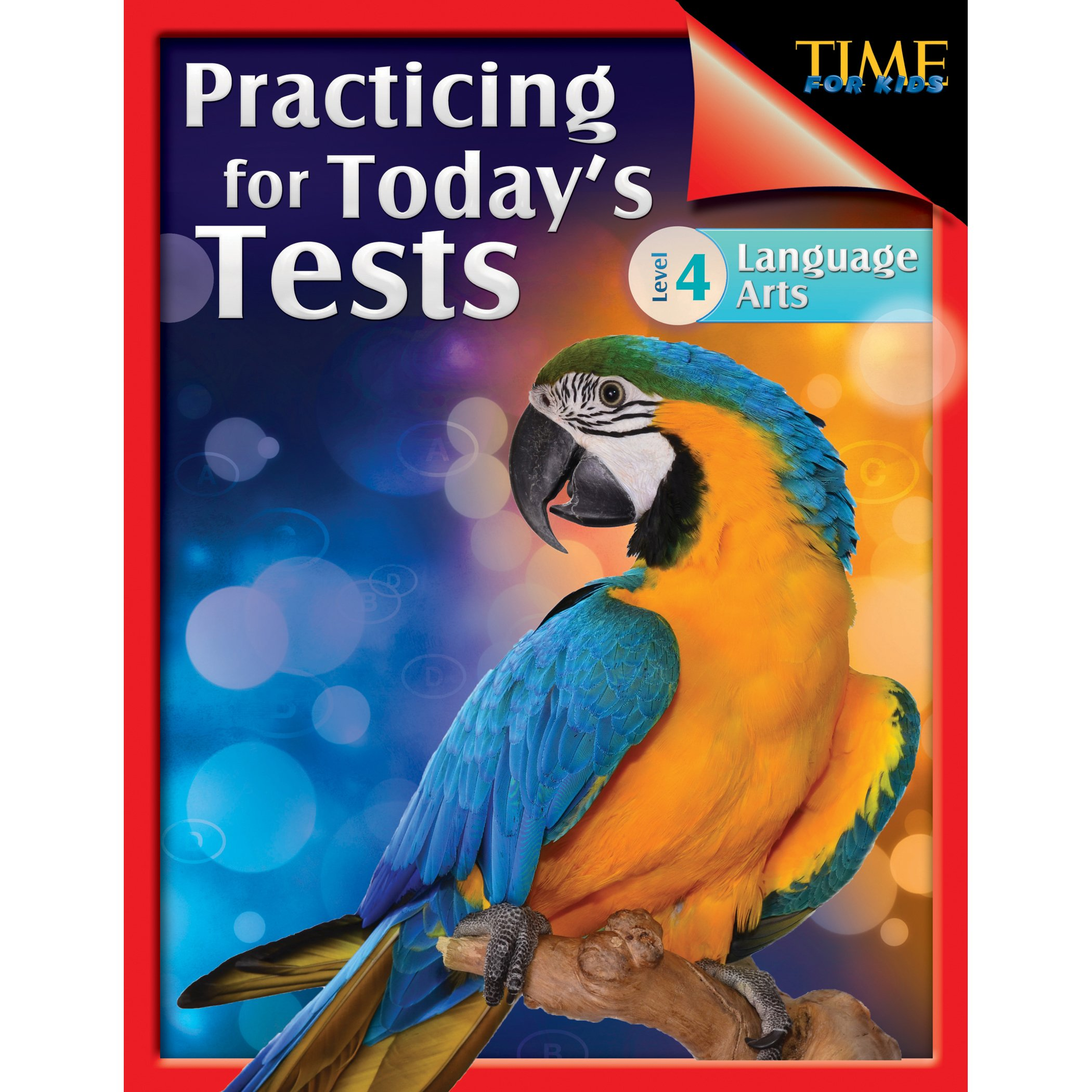 TIME For Kids: Practicing for Today's Tests Language Arts Level 4 by Shell Education