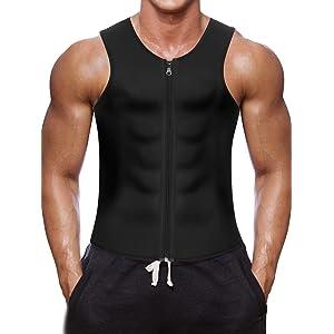 Best Men Waist Trainer Vest for Weightloss