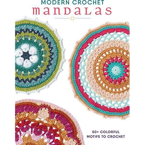 Xl Rag Rug: Mandala Crochet: Amazon.com