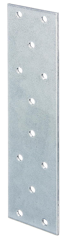 240 x 60 mm GAH-Alberts 331962 Lochplatte 25 St/ück sendzimirverzinkt