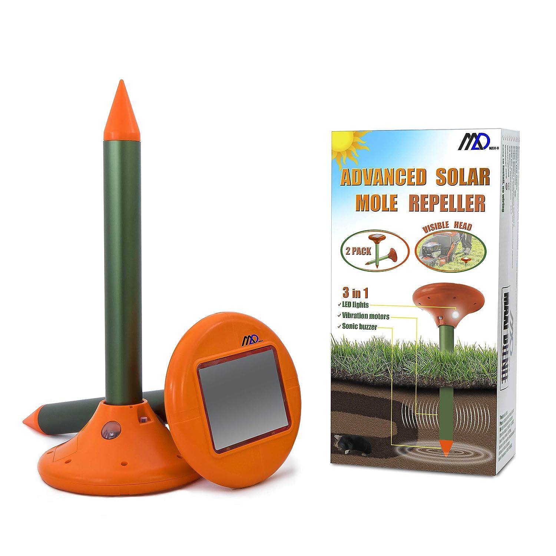Maxi D Mole Squirrel Snake Vole Repellent