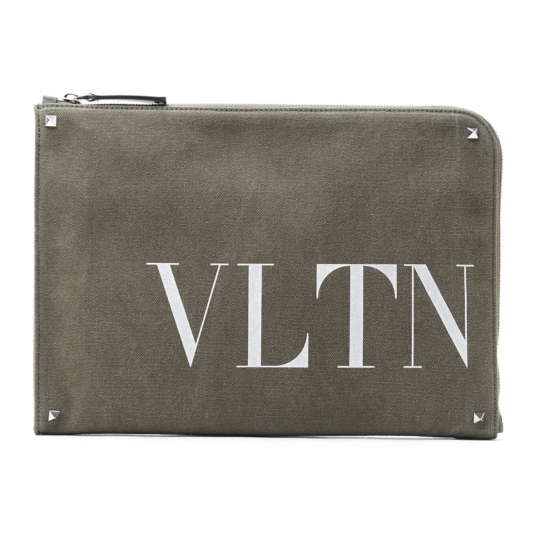 (ヴァレンティノガラヴァーニ) VALENTINO GARAVANI クラッチバッグ VLTN [並行輸入品] B079Z3PR37