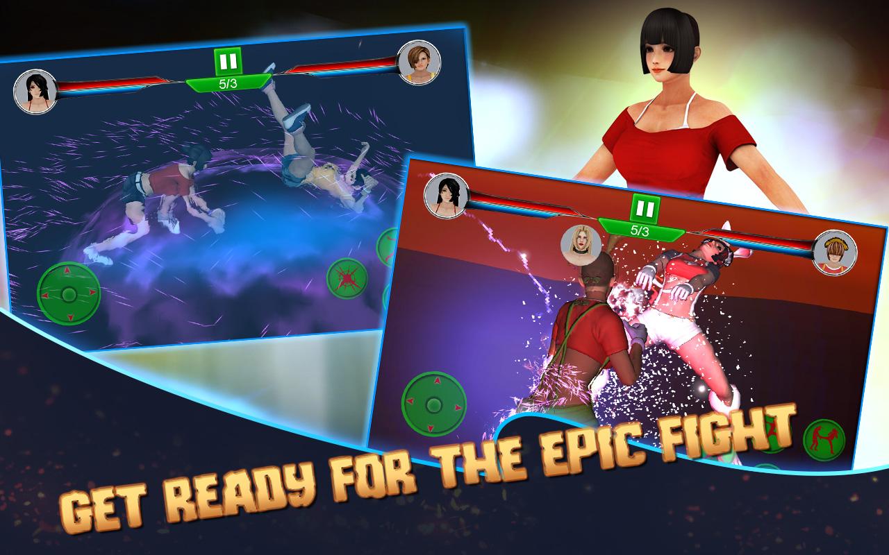 Lady Warrior - Street Combat Fighting Game: Amazon.es ...