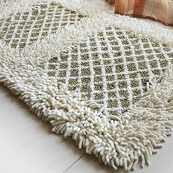 simple xcjj wshfor reiner baumwolle teppich fumatte wohnzimmer teppich teppich kche teppich badezimmer teppich haarige with teppich fr die kche