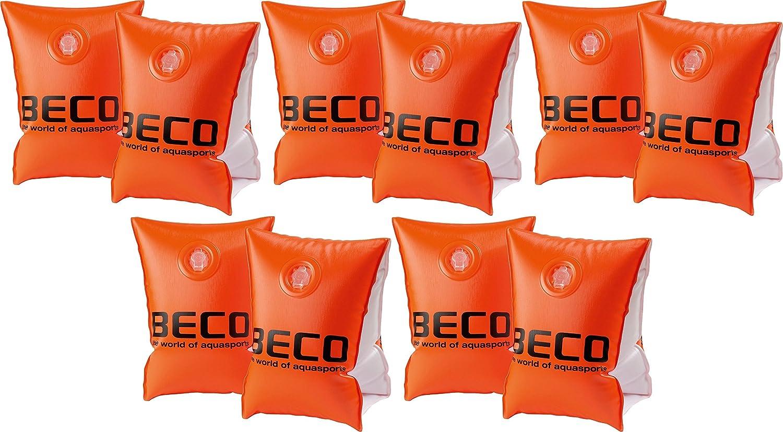 Beco 9703 Schwimmhilfe - Schwimmflügel, Größe 0, 15-30 kg, 2-6 Jahre (5 Paar) Größe 0