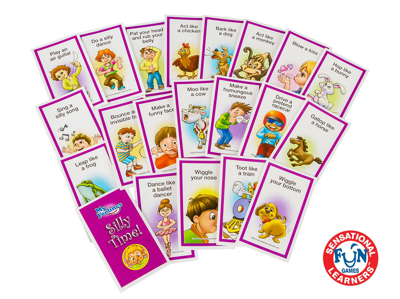 My Feelings Game. Fun educational family game to help kids express their emotions and learn self regulation. Endorsed by Dr Temple Grandin and other world renown clinicians and educators.