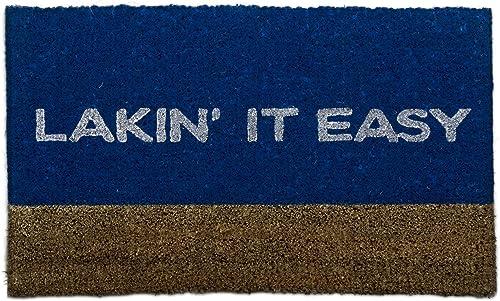 tag Lakin It Easy Bootscrape Coir Mat, 1 EA