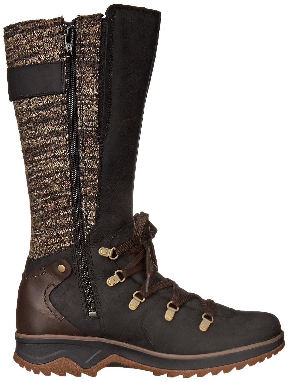 Merrell Women's Eventyr Peak Waterproof Boot B00RDRC4LG 8 B(M) US Black