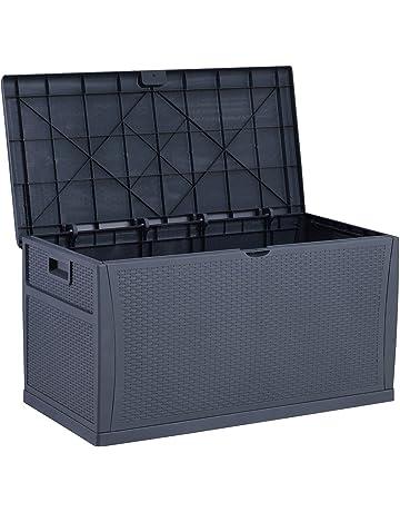 Outdoor Storage Benches | Amazon com