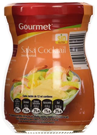 Gourmet - Salsa Cocktail, 225 ml