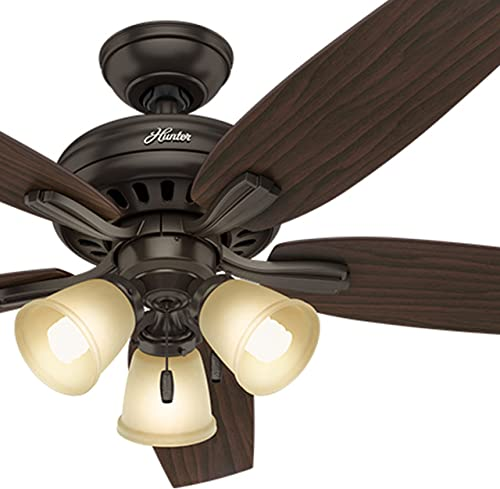 Hunter Fan 52 inch Premier Bronze Ceiling Fan