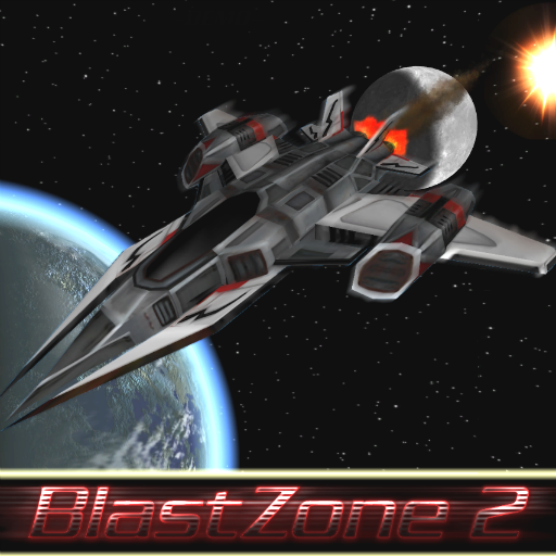 BlastZone 2 Lite (Space Matt)