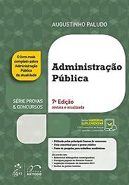 Série Provas & Concursos - Administração Pública