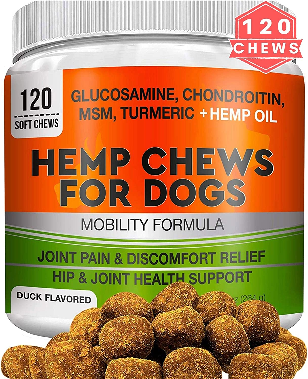 Pets Primal Hip and Joint Supplement