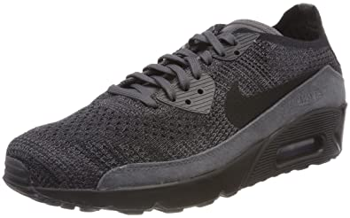 big sale 8fcda a7043 Nike Air Max 90 Ultra 2.0 Flyknit, Chaussures de Running Compétition Homme,  Multicolore (