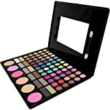 Miracle Palette 78 Matte and Shimmer Colors of Eyeshadows, Highlighting Shades and Blush!