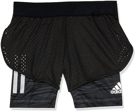 adidas Yg T F M Short Pantal/ón Corto Ni/ños