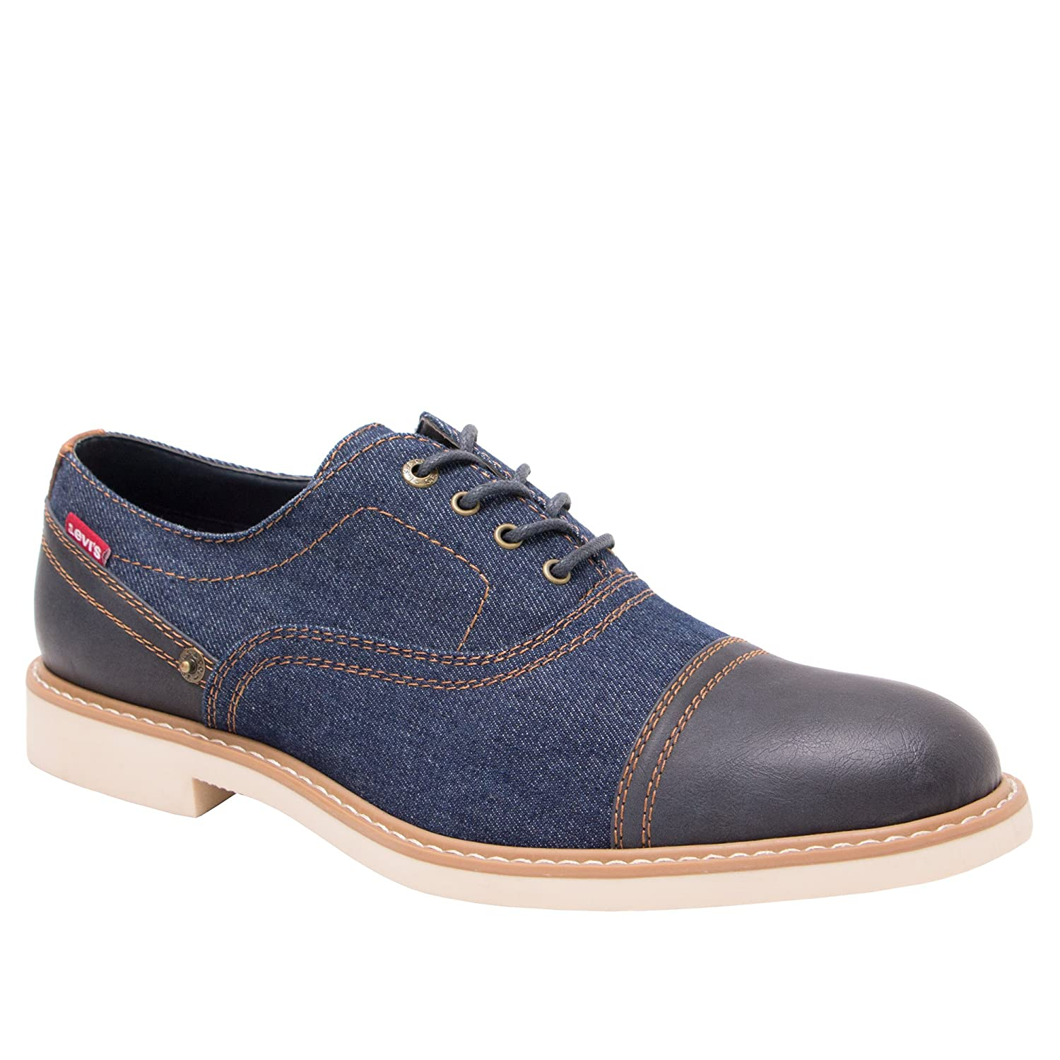 many styles low cost innovative design Levi's Men's Casual Essex Denim Oxford