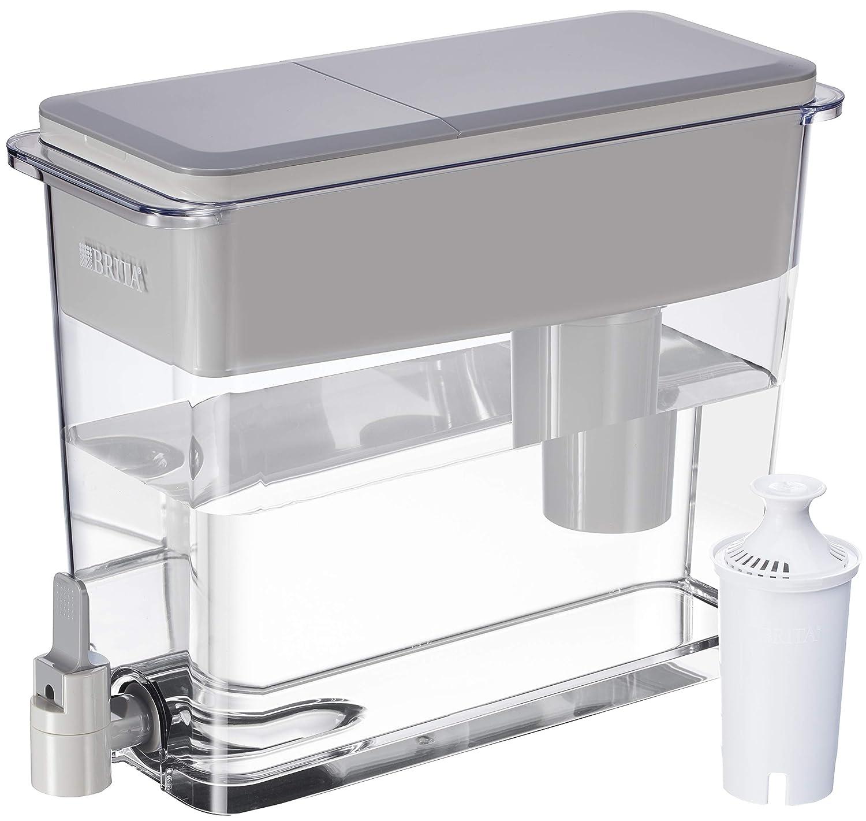 Brita 636178 FBA_35034 Water Dispenser and Filter, 18 Cup Ultramax, Grey