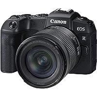 Canon EOS RP Full-frame Mirrorless Interchangeable Lens Camera + RF24-105mm…