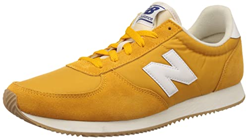more photos 21731 de5fc new balance Mens 220 Yellow Sneakers - 6 UKIndia (39.5 EU) (