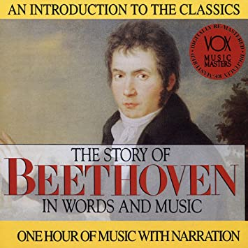 Image result for beethoven kids story cd